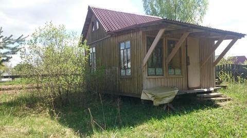 Невская Дубровка, Пески, сдам на лето дом - Фото 1