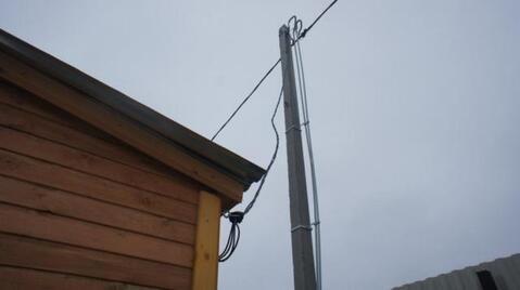Огороженный участок 15 сот. в деревне, электричество подключено 15 . - Фото 4