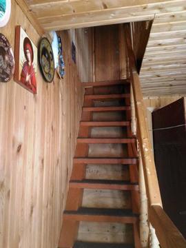Деревянный дом, с капитальным ремонтом, 3 этажа, общая площадь 70.0 м2 - Фото 3