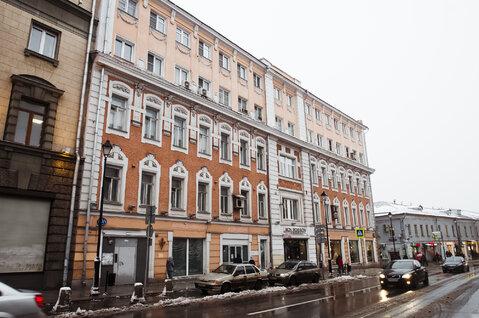 Просторная квартира с видом на историческую улицу Маросейка - Фото 1