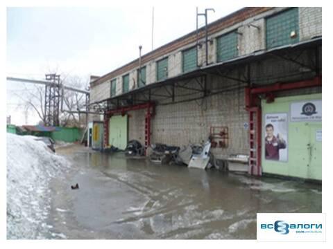 Продажа производственного помещения, Новосибирск, Ул. Планетная - Фото 1