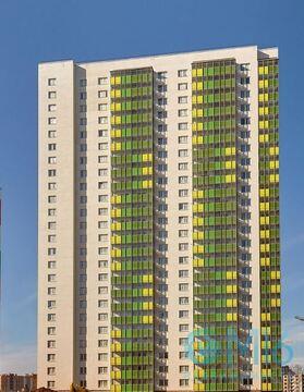 Продажа 3-комнатной квартиры в Калининском районе, 86.9 м2 - Фото 1