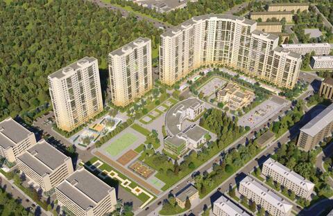 1-к квартира, пр. Александровской Фермы, д. 8 - Фото 2