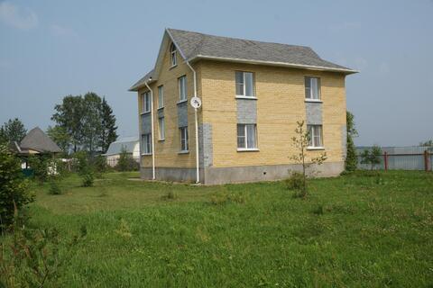 2-этажный дом 230 м2 на участке 13 сот. № Э-1350. - Фото 2