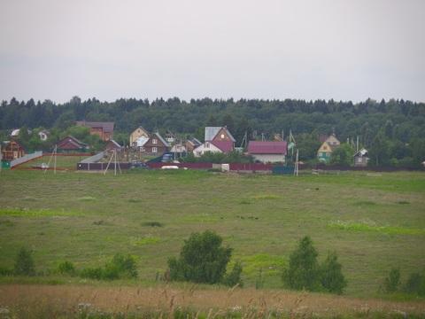 Шикарный участок в деревне Леоново - Фото 3