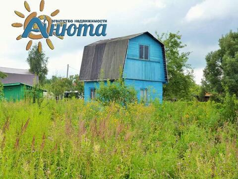 Дача 30 кв. метров в садовом товариществе Кварц в районе Обнинска. - Фото 2