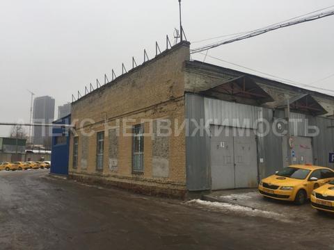 Аренда склада пл. 360 м2 м. Марьина роща в складском комплексе в . - Фото 4