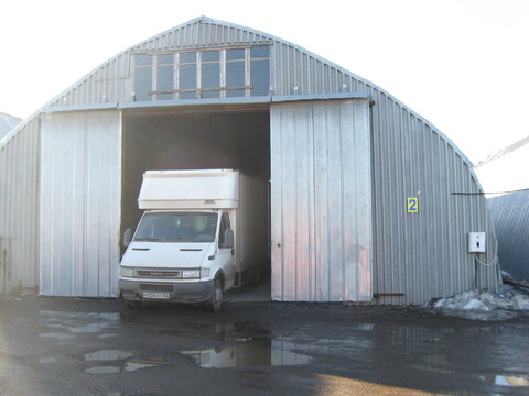Холодный склад 300 кв.м - Фото 1