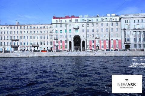 Многокомнатная квартира на набережной реки Фонтанки. Толстовский дом - Фото 1