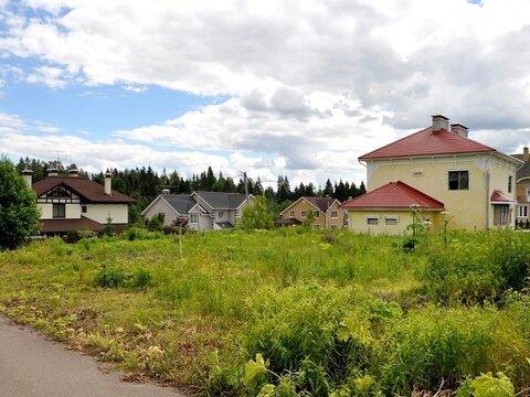 Участок 12сот в кп Шишкин Лес, Калужское ш, 35км от МКАД - Фото 2