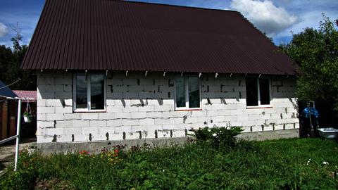 Дом 230 м2 на участке 6 соток в СНТ Тайга около д. Пестово Домодедовск - Фото 2