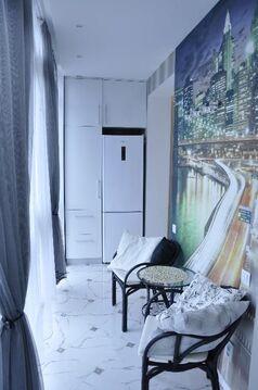 Сдам 1-к квартиру в новом доме, ул. Донская. 42м2, 4/10эт. В квартире - Фото 5