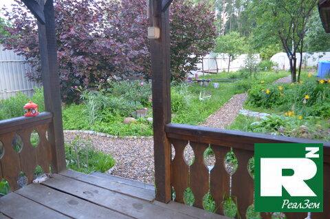 Продается двухэтажная дача 45кв.м.с выходом в лес в ст Электроника, Ка - Фото 3