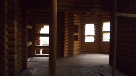 Деревянный дом 300 кв.м под отделку д.Мышецкое у озера - Фото 5