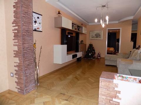 Трехкомнатная квартира в Ялте ул. Кривошты. - Фото 4