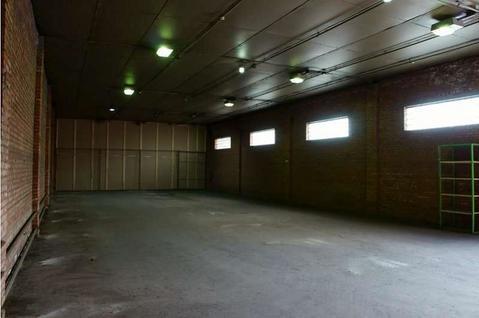 Сдаются отапливаемые склад, 1-й этаж, потолки 5 м, кран балки нет, с - Фото 3