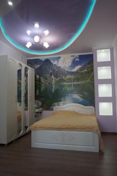 2 комнатная квартира 70 кв.м. евро отделка Жуковский, Солнечная, д.10 - Фото 1