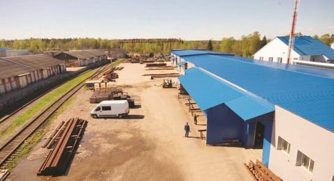 Сдам производственно-складской комплекс 3500 кв.м. - Фото 2