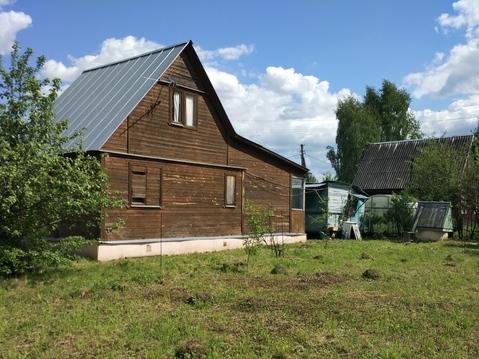 Продается дача на участке 8 соток в СНТ Кузьминки, мкр. Барыбино, - Фото 1