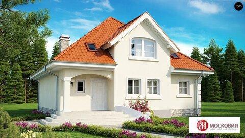 Отличный проект дома площадью 187м2 на 20 сотках земли в Новой Москве - Фото 2
