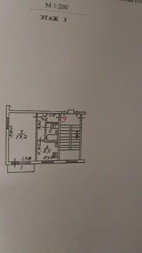 1-комнатная квартира, с. Акатьево Коломенский район
