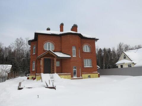 Дом в г.п.Кубинка в лесу рядом с большим водоемом - Фото 1