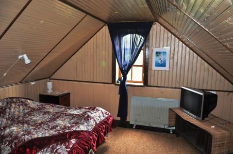 Дом с баней в деревне у озера, участок 19 соток для ИЖС, д.Бабурино - Фото 5