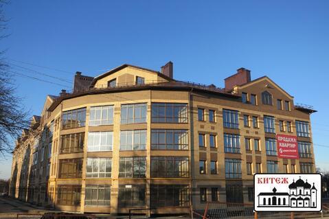 Продается 1-комн.квартира в новом 4-этажном кирпичном доме с инд.отоп. - Фото 1