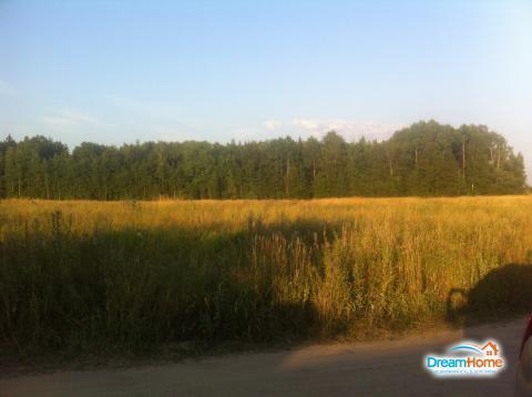 Участок 10 соток в 17 км от города - Фото 1