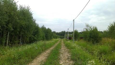 Участок 10 соток в деревне Гибкино, Заокский район, 100 км от МКАД - Фото 2