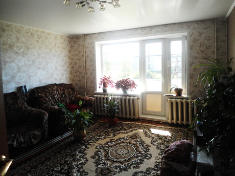 3-к. квартира с евроремонтом в д. Баранникова (Камышловский район) - Фото 4