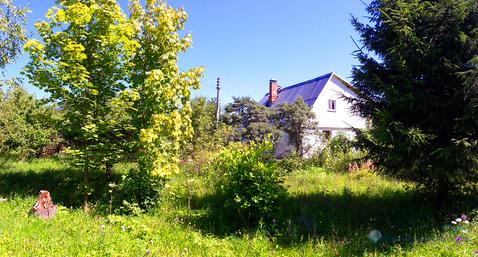 Дача на участке 22,8 сот. в садовом товариществе Волоколамского района - Фото 1