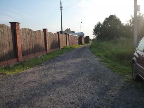 Продается участок 14 соток в д.Лобаново, Новорижское шоссе, 15 км. . - Фото 1