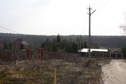 Продажа участка, Перхурово, Чеховский район - Фото 2