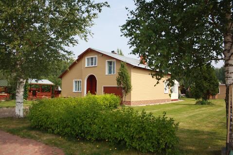 Прекрасный дом в Киржачском районе - Фото 1
