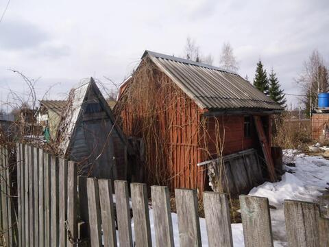 Дача д.Алексеевка СНТ Геофизик - Фото 4