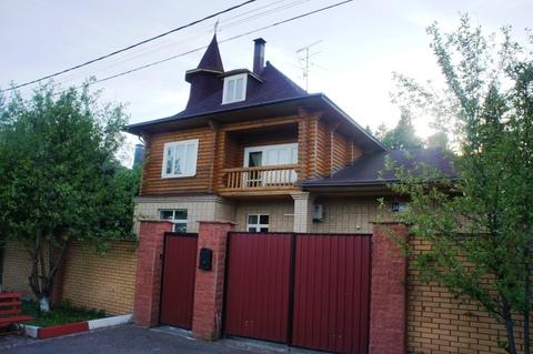 Экологичный дом в тихом районе Новой Москвы - Фото 1