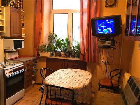 Продажа 3-х (трехкомнатная) квартира Москва, Берзарина, д.4 (ном. . - Фото 5
