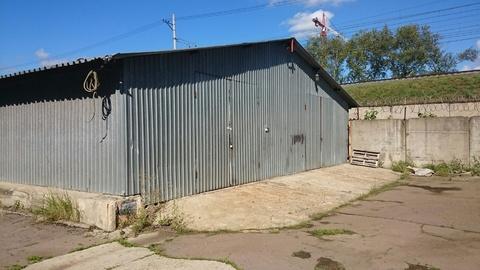 Сдается в аренду утепленный ангар на территории завода - Фото 1