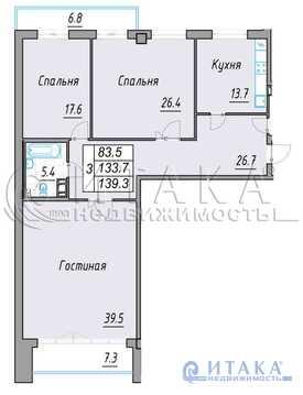 Продажа квартиры, м. Василеостровская, 24-я В.О. линия