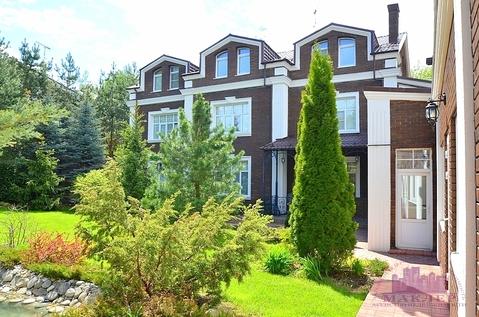 Сдается дом 700 кв.м, д.Шульгино, Рублево-Успенское ш - Фото 2