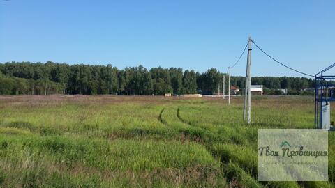 Участок 15 соток не далеко от озера в селе Ивановское Ступинского р-на - Фото 1