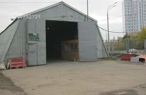 Сдается в аренду холодный ангар площадью 320 кв.м, высота потолка 6.2 - Фото 2