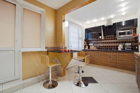 Квартира премиум класса на сутки в Минске. Финская сауна, джакузи - Фото 5