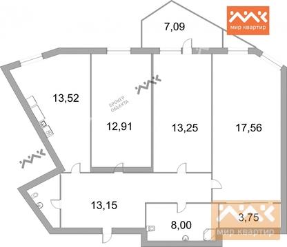 Продажа квартиры, м. Звездная, Космонавтов пр. 63 - Фото 2