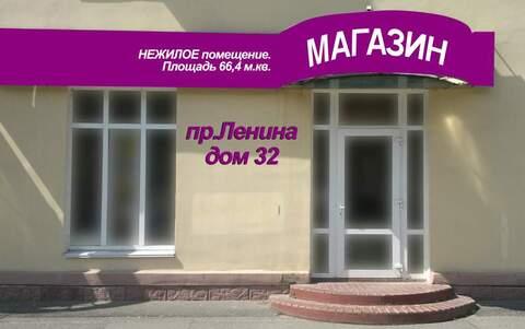 Продается торговое помещение 66.4 м2, Саров - Фото 1