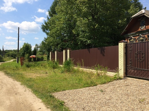 Продается дом с земельным участком 15 соток - Фото 1