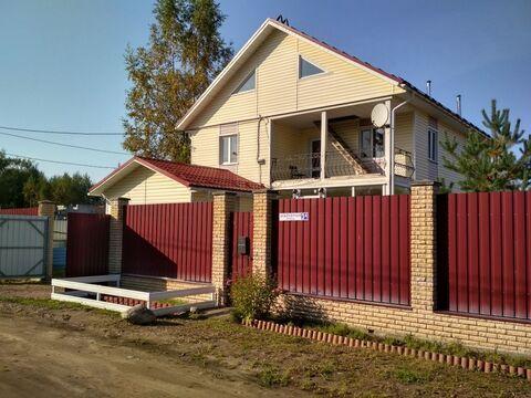 Продам дом 200м с участком 6 сот ИЖС в Рахье - Фото 1