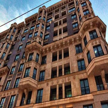 "152 кв.м,6этаж, 8секция, ЖК ""Royal House on Yauza"" - Фото 1"