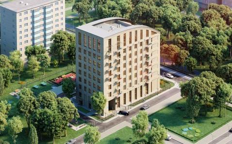 2-комн. квартира 72,6 кв.м. в доме премиум-класса в ЦАО г. Москвы - Фото 2